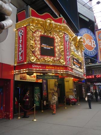 Extérieur Ripley's Believe It or Not! à New York City