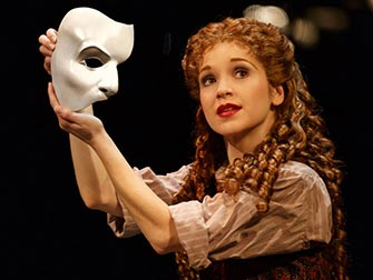 The Phantom of the Opera NY