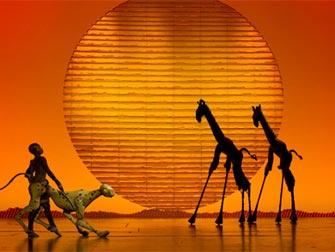 Comédie Musicale Roi Lion Broadway