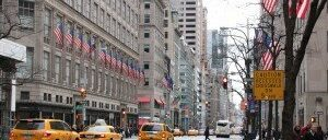 Shopping Fifth Avenue