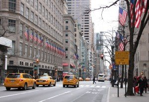 Shopping Fifth Avenue