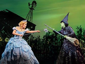 Comédie Musicale Wicked Broadway NYC