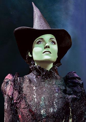 Wicked à Broadway