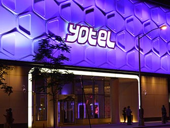 Yotel à New York