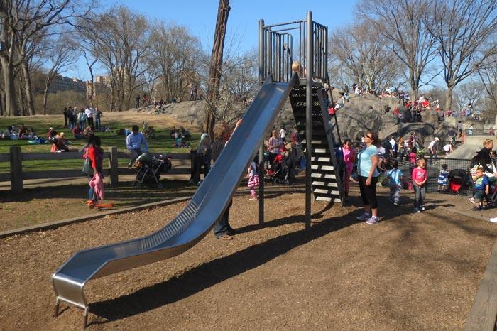 Terrain de Jeux Central Park Playground