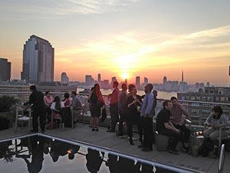 Rooftop bars à New York Jimmy