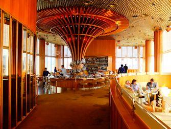 Les Rooftop Bars de New York - intérieur du Top of the Standard