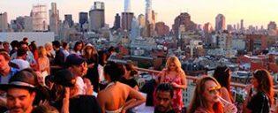 Les meilleurs Rooftop Bars de New York