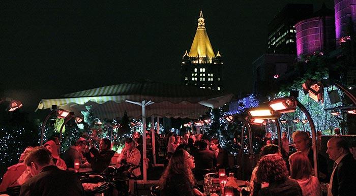 Les Meilleurs Rooftop Bars De New York Newyorkcity Fr