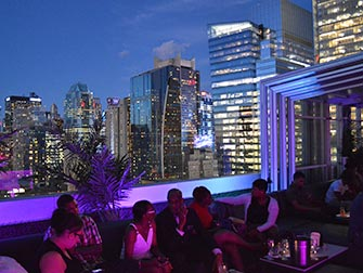Rooftop Bars à New York - Skyroom