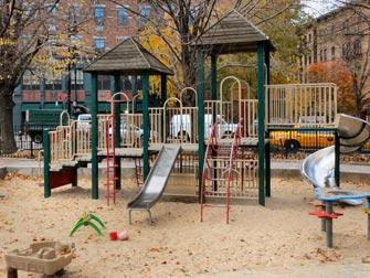 Terrain de Jeux Bleecker Street Playground New York