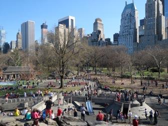 Terrain de Jeux The Central Park Playground