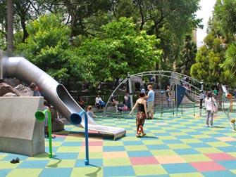 Terrain de Jeux Union Square Playground New York