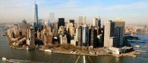 Survol de New York en Hélicoptère