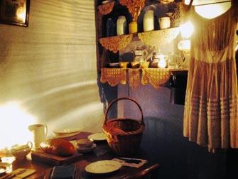 Tenement Museum à New York intérieur 2