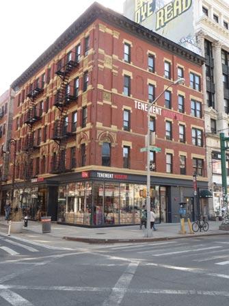 Tenement Museum à New York