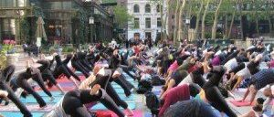 Yoga Gratuit à New York