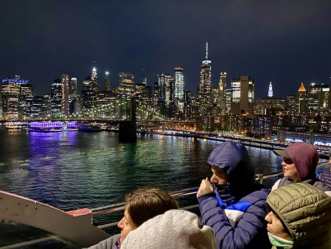 Big Bus a New York - Visite nocturne