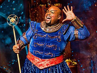 Billets pour Aladdin à Broadway - Génie