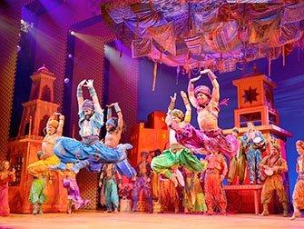 Billets pour Aladdin à Broadway - Soirée orientale