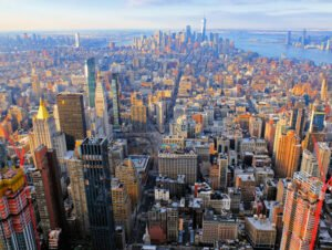 Empire State Building Tickets - Vue Downtown Manhattan