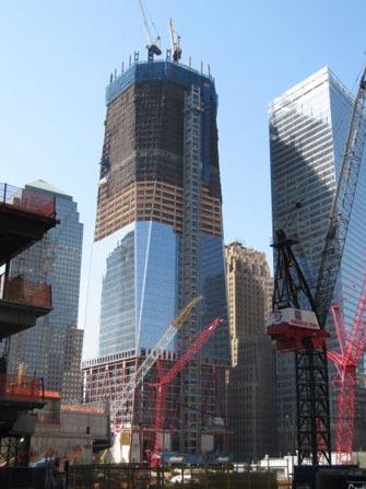 Freedom Tower / One World Trade Center - NewYorkCity fr
