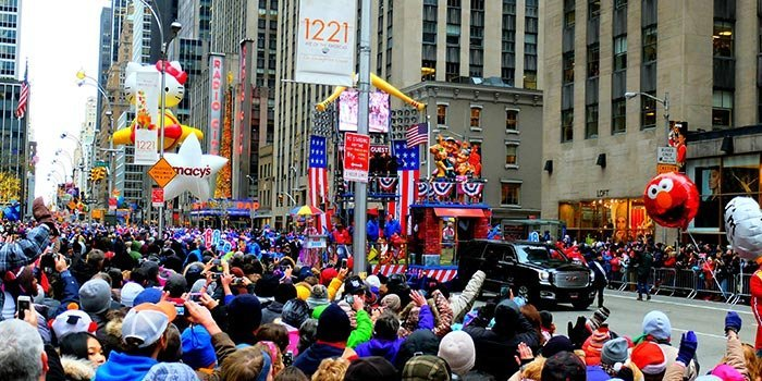 macy's thanksgiving day parade grandstand tickets