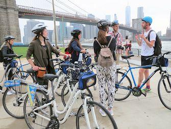 New York Pass - Visites guidées a vélo