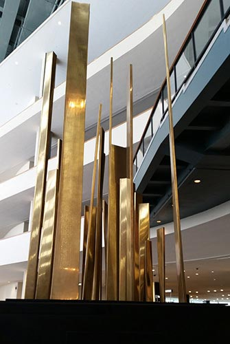 ONU à New York - Sculpture