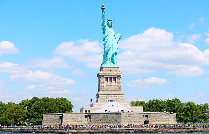 Favoris Statue de la Liberté - NewYorkCity.fr VC73