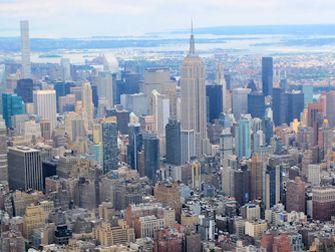 Vol en hélicoptère à New York - Empire State Building