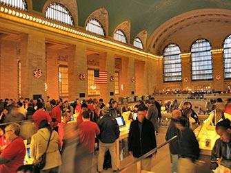 Appareils électroniques et gadgets à New York - Apple Store Grand Central