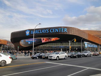Brooklyn Nets à New York - Barclays Center