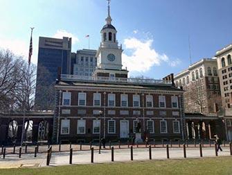 Excursion Philadelphie Washington- Constitution Hall Philadelphia