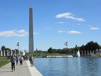 Excursion Philadelphie Washington - Monument