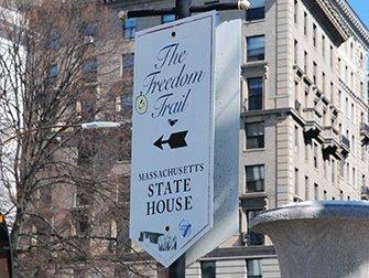 Excursion à Boston - Freedom Trail