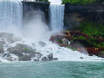 Excursion de New York aux Niagara Falls - Bride Veil Falls
