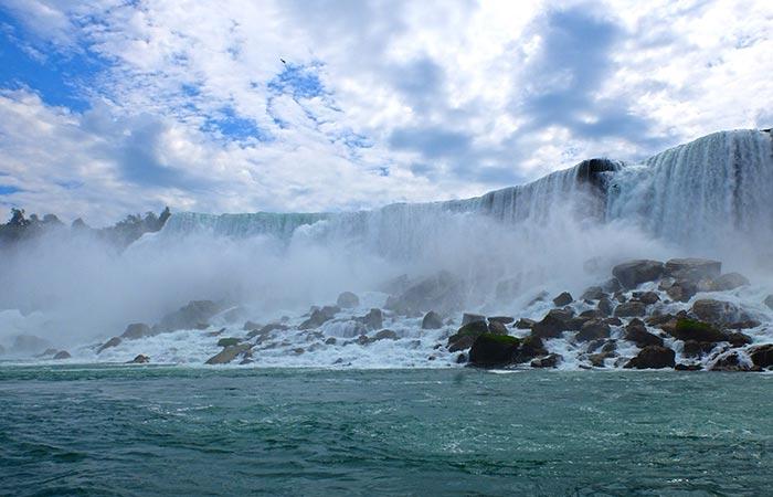 Excursion de New York aux Niagara Falls - Horseshoe Falls