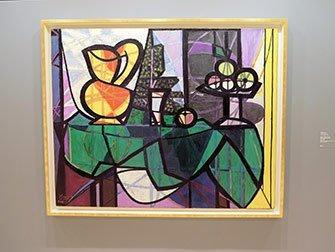 Guggenheim Museum à New York - Picasso