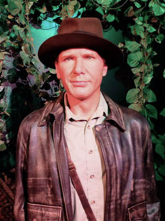 Madame Tussauds à New York - Harrison Ford
