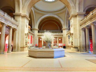 Metropolitan Museum à New York - Empty Met