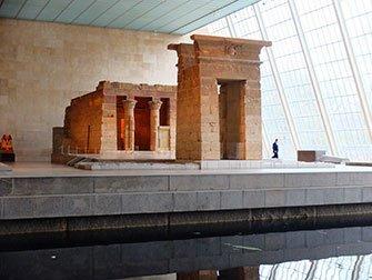 Metropolitan Museum à New York -exposition égyptienne