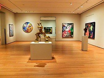MoMA Museum of Modern Art - VIP Tour Sculptures