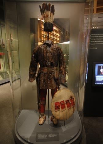 Musée de l'Amerindien NYC - Apsaalooke