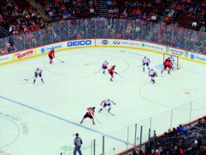 New Jersey Devils Billets - Hockey sur glace