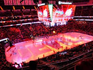 New Jersey Devils Billets - Match