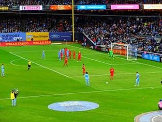 New York City FC - Match de Football