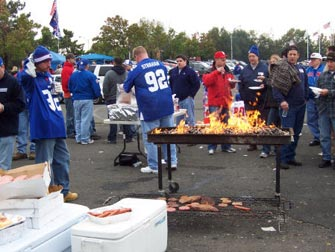 New York Giants - BBQ