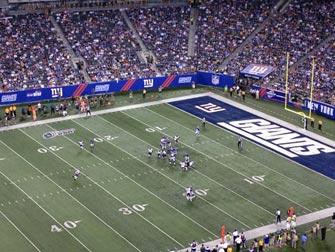 New York Giants - Match