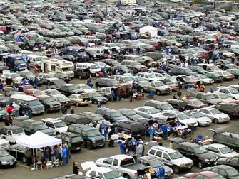 New York Giants - Parking